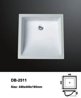 Undermount Bathroom Basin